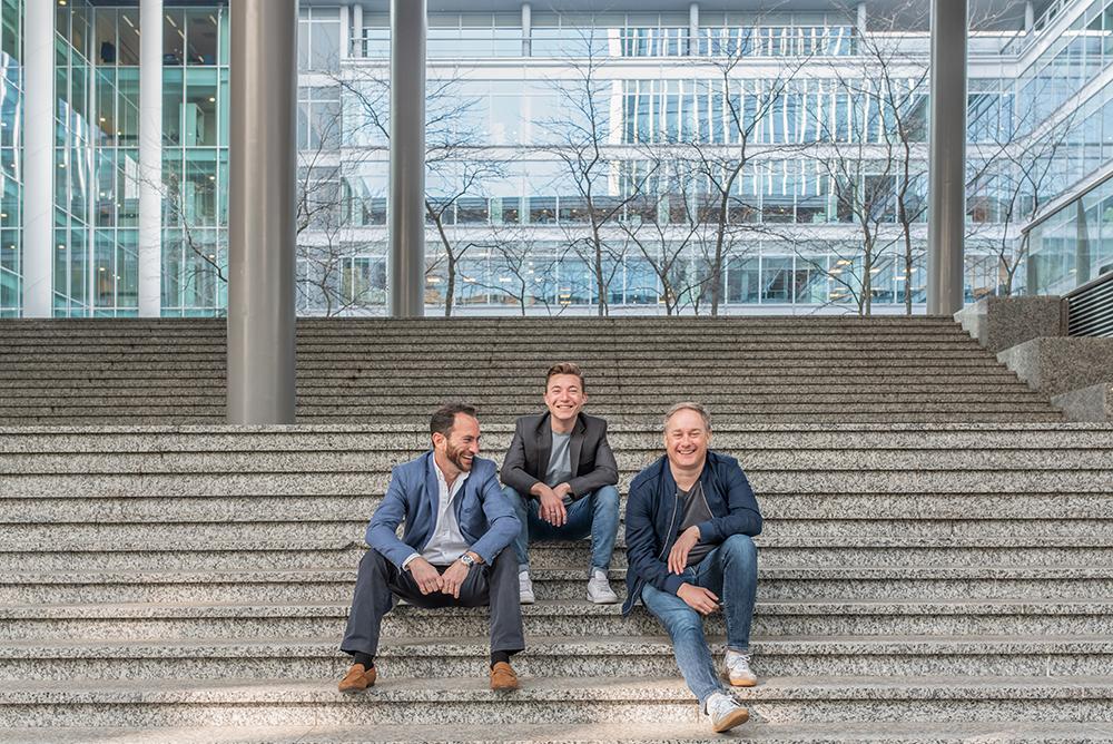 InfinitSpace start platform om flexibele kantoorruimte mogelijk te maken